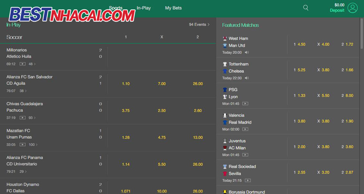 thể thao bet365